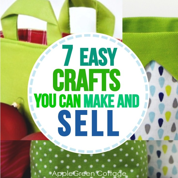 Crafts to make and sell