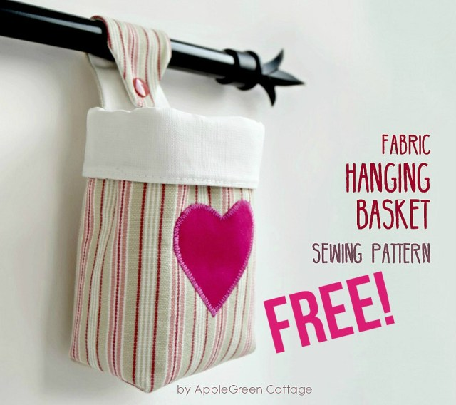 Top sewing projects of 2018 - the best sewing tutorials and free patterns at AppleGreen Cottage