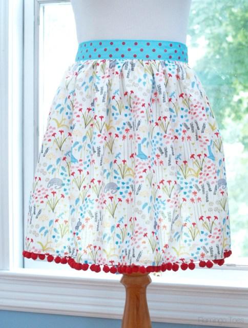 half apron patterns