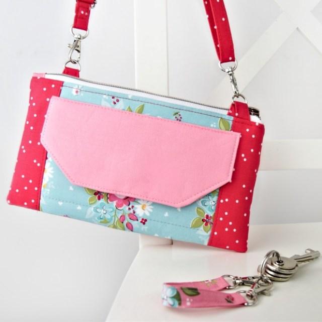 diy wallet bag