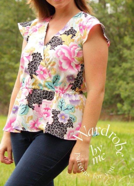 free top sewing patterns