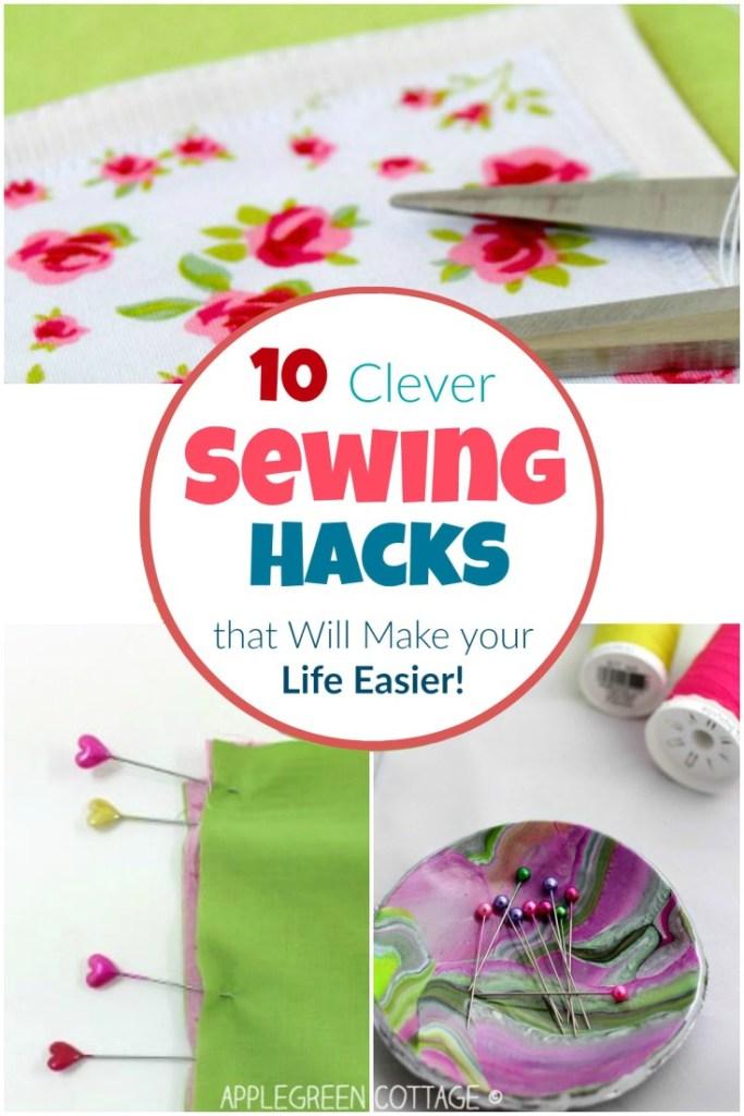 sewing hacks