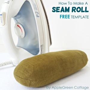 get the free seam roll pattern