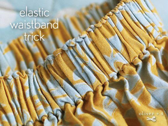 waistband trick