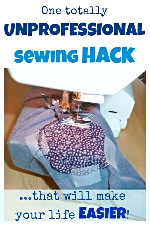 This Sewing Hack Will Make Your Life Easier