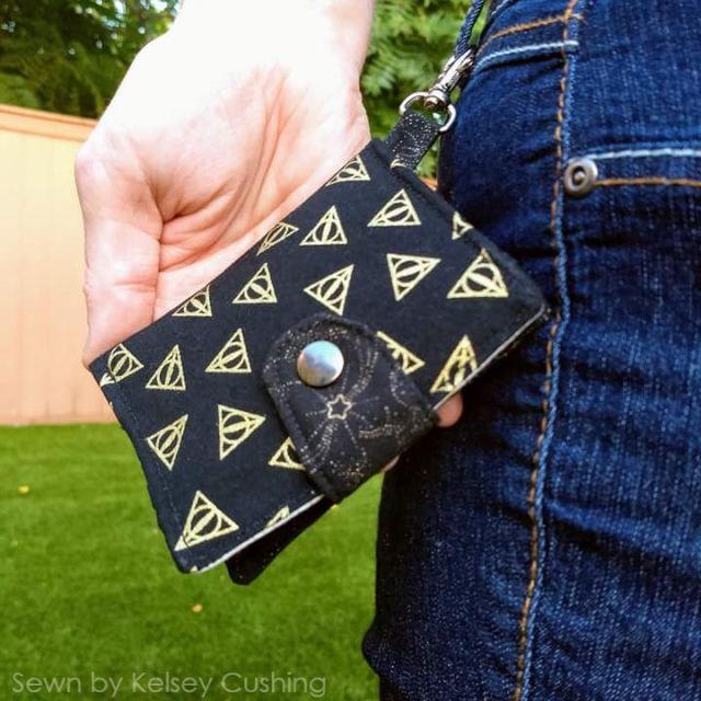Bifold Wallet Pattern