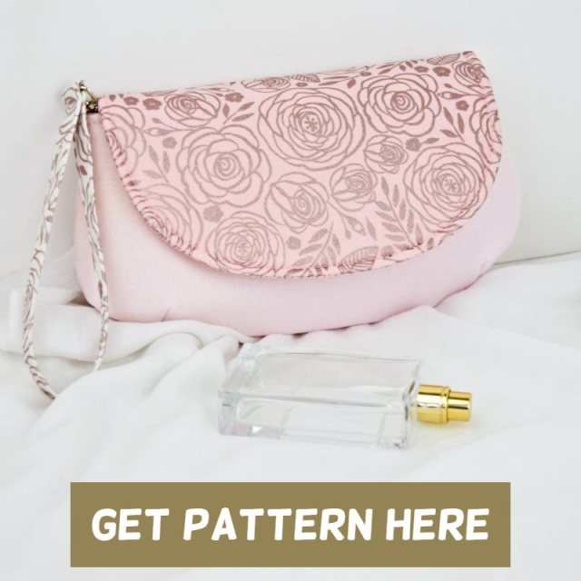 wedding clutch pattern