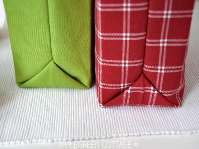 gift bag pattern