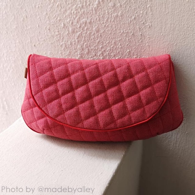 quilted purse sewing pattern