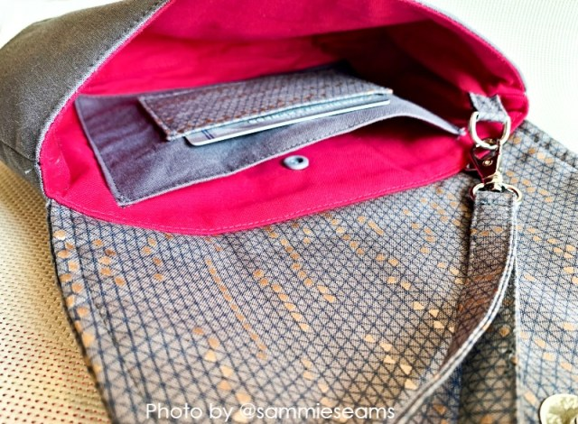 easy purse pattern