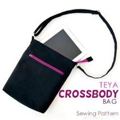 TEYA Crossbody Bag Pattern