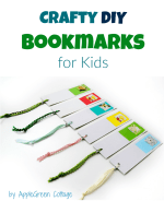 How To Make DIY Paper Bookmarks for Kids