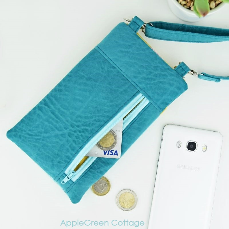crossbody cell phone purse pattern