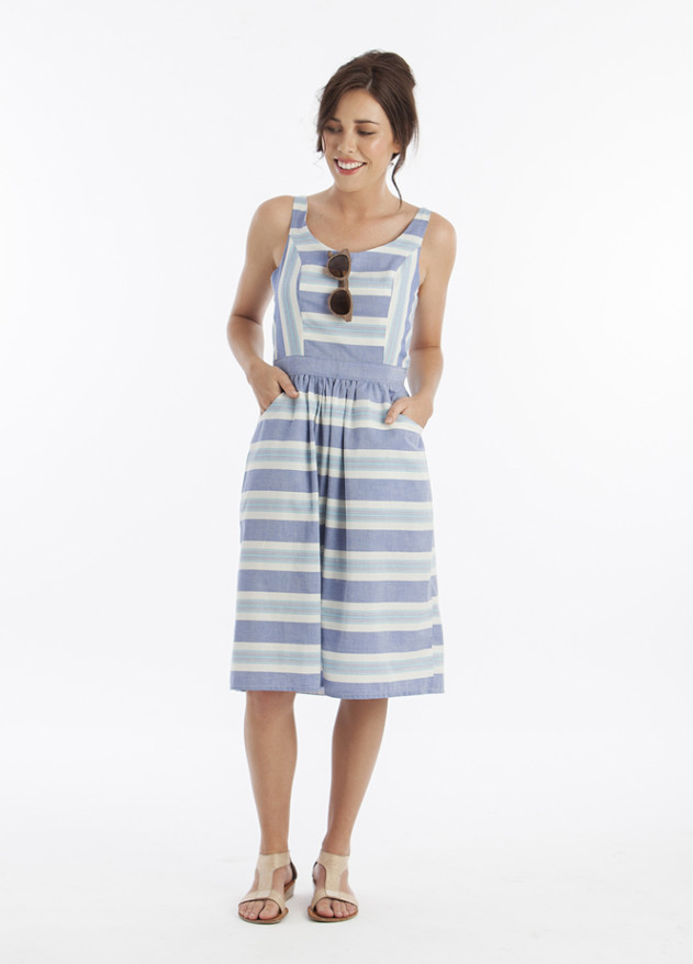 free sundress pattern