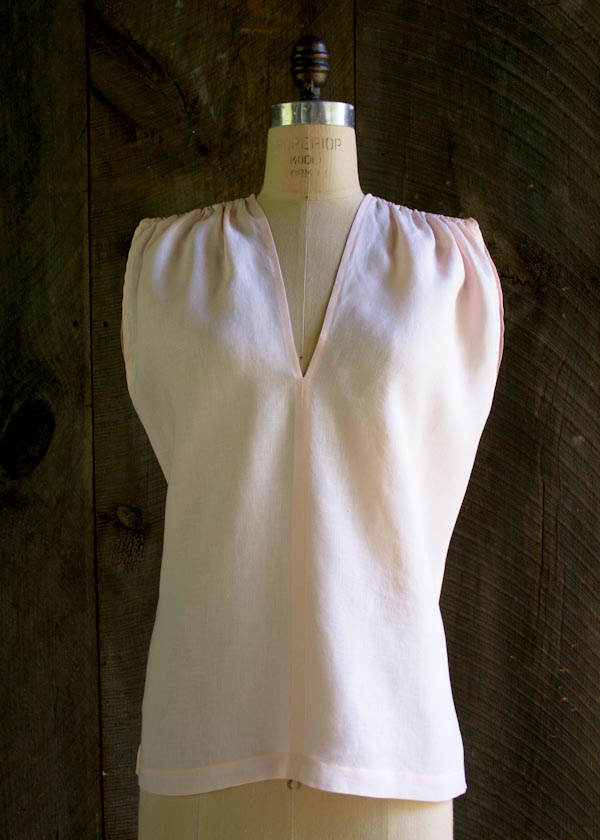 tunic pattern for sewing