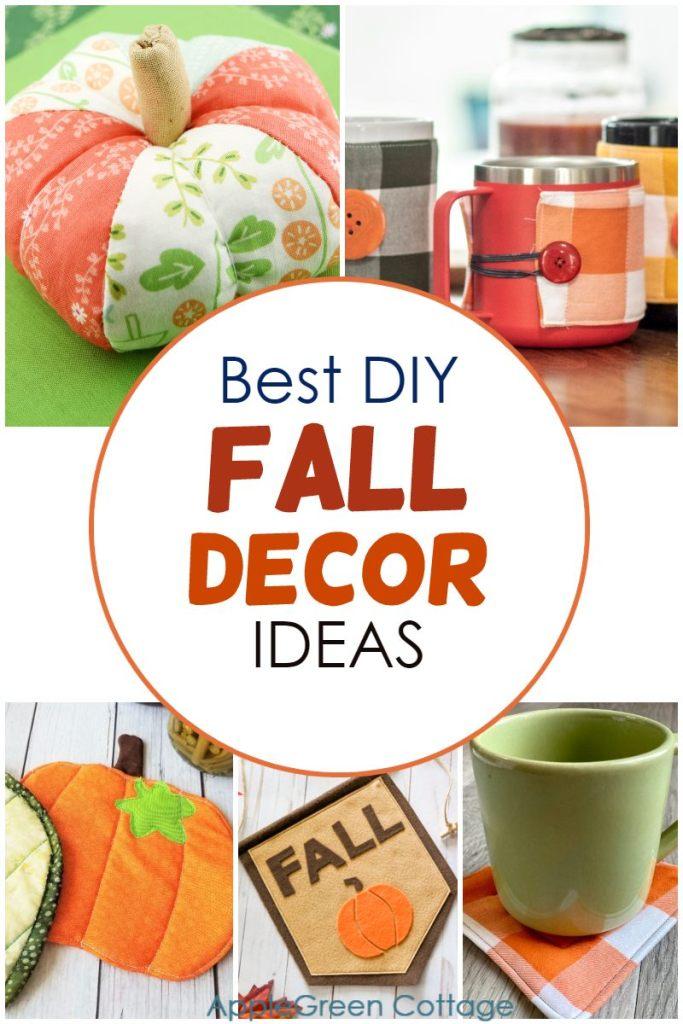 10+ Diy Fall Decor Ideas To Use Now
