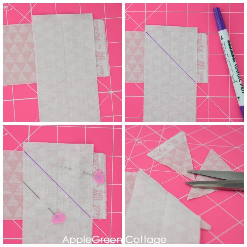 how to cut binding