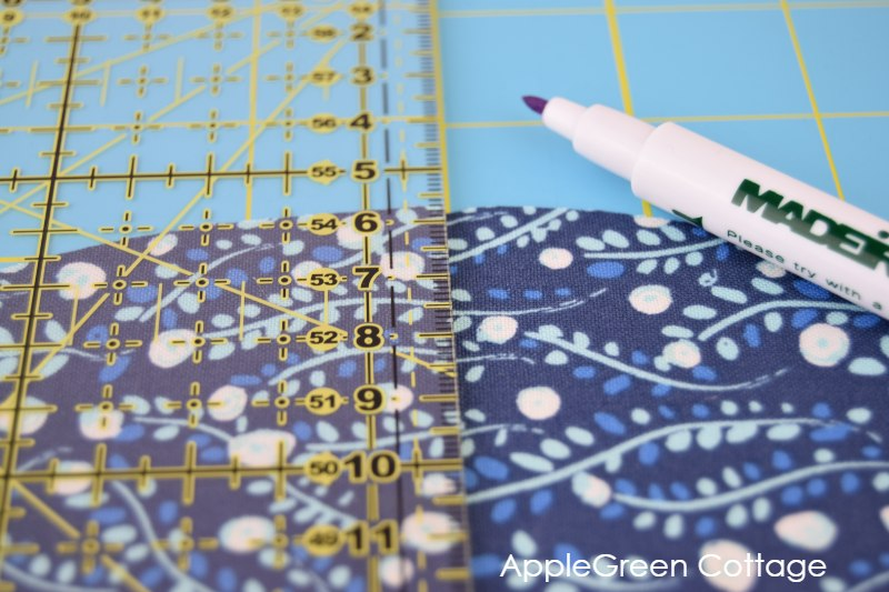 how to measure buttonhole