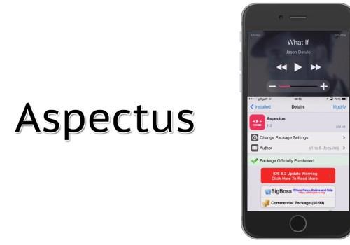 Aspectus, controlla la riproduzione della musica nel Reachability