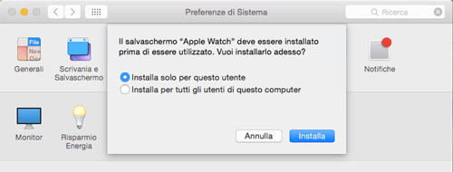 Come installare l'Apple Watch screensaver sul vostro Mac_2
