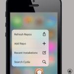 Tactful, come attivare le azioni rapide del 3D Touch e la funzione Peek&Pop nell'app Cydia