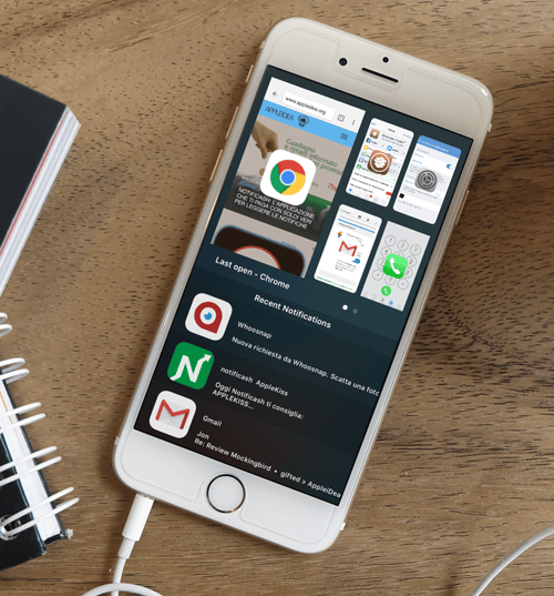 Mockingbird, come visualizzare le recenti notifiche in un App Switcher originale