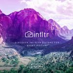 Infltr, applica infiniti filtri fotografici in modo del tutto originale con iPhone