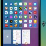 Zentrum, come accedere rapidamente ad alcune funzioni, o come sostituire il multitasking di iOS