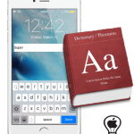Locktionary, accedere rapidamente a un dizionario dalla lockscreen