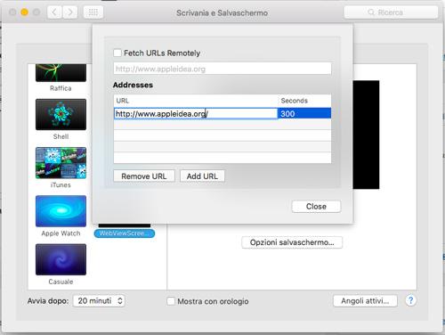 Visualizare-il-propio-sito-web-preferito-come-screensaver-su-mac-con-WebViewScreenSaver_appleidea
