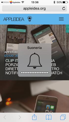 Amalthea,-l'indicatore-del-volume-hud-nella-barra-di-stato-di-iOS_2