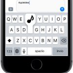 MusicalKeyboard, un feedback musicale per tutte le tastiere virtuali in iOS