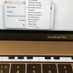 Una applicazione gratuita ci consente di suonare diversi strumenti musicali sulla Touch Bar del MacBook Pro