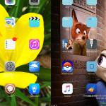 PanoramaPapers effetto Parallax o due distinte immagini come sfondo della Home screen di iOS
