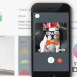 Steekr, personalizza i tuoi selfie con numerosi divertenti sticker