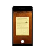 Come eseguire lo scanner dei documenti con l'applicazione Note di iOS 11