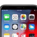 Come nascondere la Notch di iPhone con SmallStatusBarX