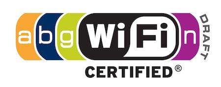 WiFi N  logo