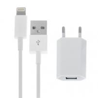 2v1 nabíjecí sada pro Apple zařízení - EU adaptér a Lightning kabel