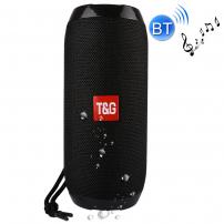 T&G přenosný Bluetooth reproduktor pro Apple iPhone / iPad / iPod - černý