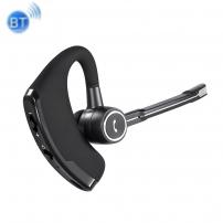 Bezdrátové Bluetooth sluchátko s mikrofonem pro Apple iPhone - černé