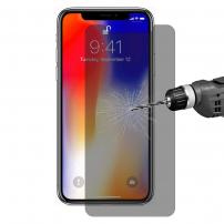 ENKAY tvrzené 2.5D Anti-Spy sklo pro iPhone XS Max