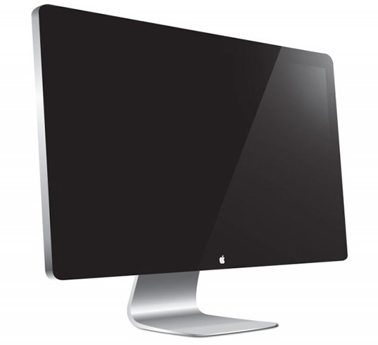 Mac mini Thunderbolt display