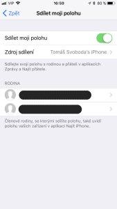 Jak sledovat iPhone