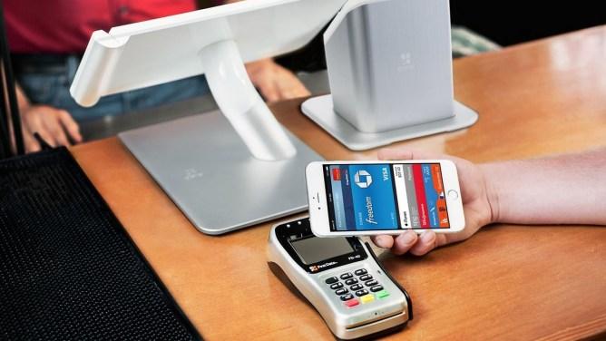 iPhone - ako platiť