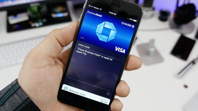 iPhone - Apple Pay SK