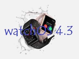 watchOS 4.3 - novinky