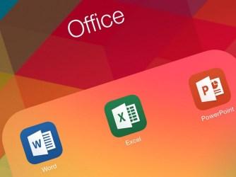 MS Office pro iOS 2018