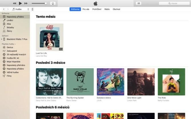 ako nahrať hudbu do iPhonu cez iTunes