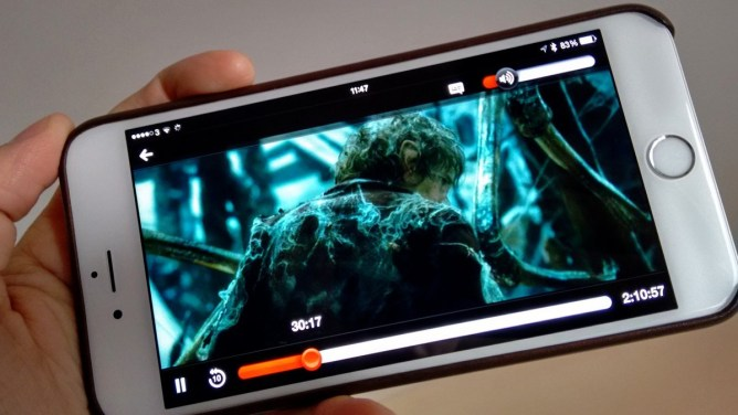 iPhone - cum se descarcă un videoclip
